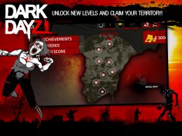 Dark Dayz - Prologue - карта