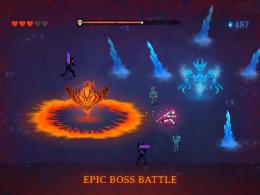 Dark Slash: Hero - босс