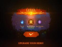Dark Slash: Hero - уровень