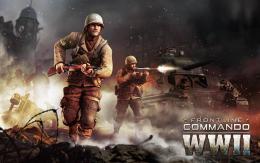 FRONTLINE COMMANDO: WW2 - заставка