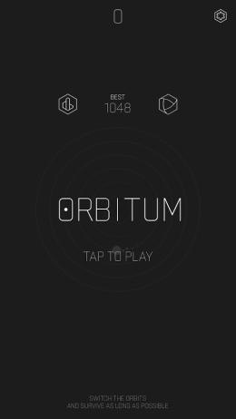 Orbitum Lite - игра