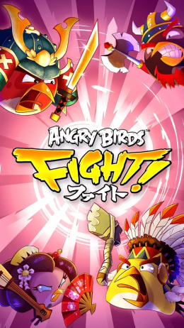 Angry Birds Fight! - заставка