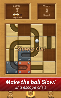Roll the Ball: slide puzzle - игра