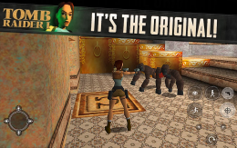 Tomb Raider I - игра