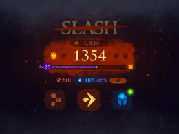 Dark Slash: Hero - итог