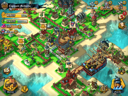 Plunder Pirates - игра