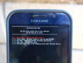 Первые подделки флагманских смартфонов Samsung