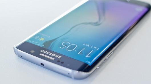 Очередной жесткий тест смартфона Samsung Galaxy S6