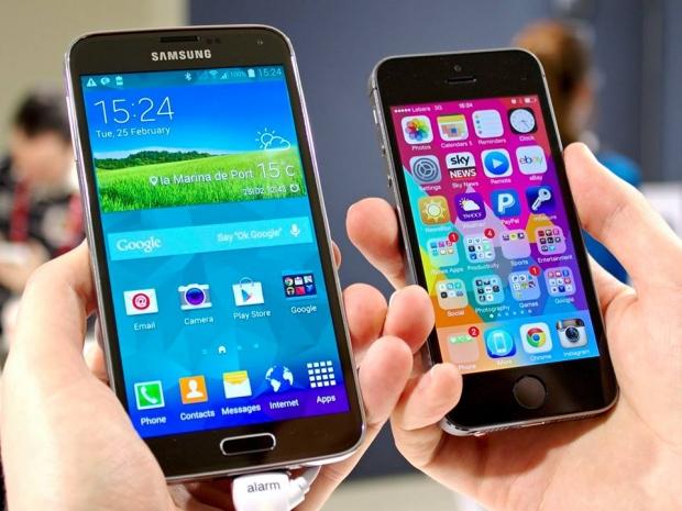 Samsung Galaxy S6 составил конкуренцию iPhone 6