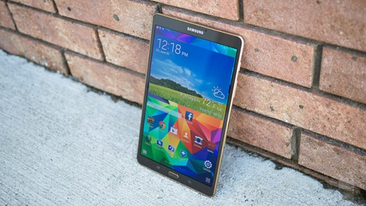 Апдейт Samsung Galaxy Tab S 8.4 до Android 5.0.2