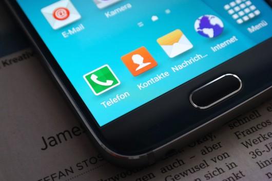 Информация о составляющих элементах Galaxy S6 и Galaxy S6 edge - комплектующие