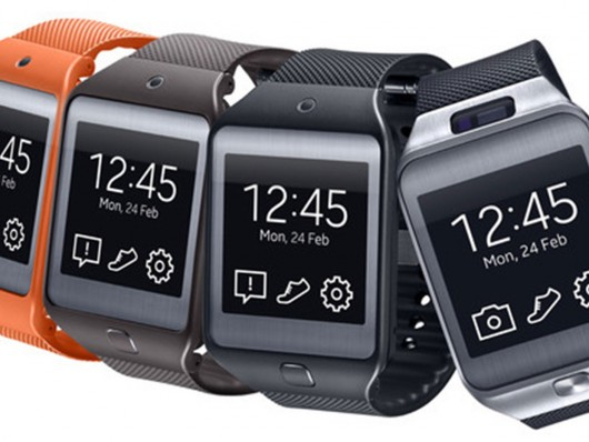 Samsung Gear 2 поддерживает Android Wear