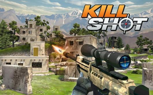 Kill Shot - крутой киллер