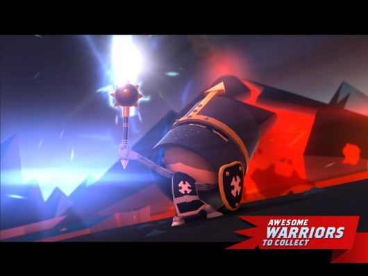 World of Warriors - легендарные герои