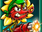 Zombie Harvest - крутые зомби