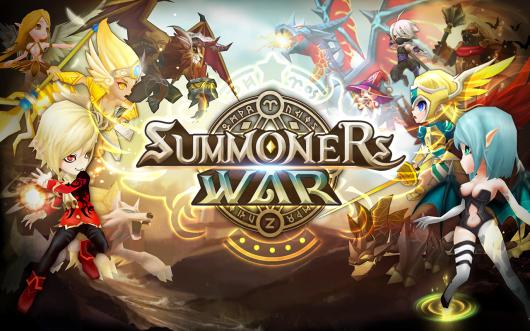Summoners' War: Sky Arena - крутые маги вселенной