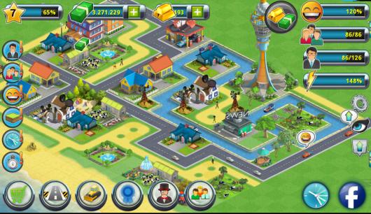 City Island 2 - остров как в сказке