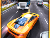 Race The Traffic - новые городские гонки