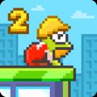 Hoppy Frog 2 – еще одна пиксельная аркада