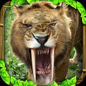 Sabertooth Tiger Simulator - мир тигров