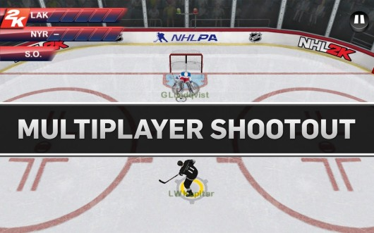 NHL 2K - легенды хоккея