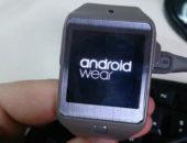 Samsung Gear 2 поддерживает Android Wear