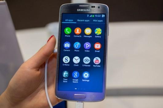 Свежая информация о смартфоне Samsung Z2