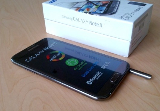 Samsung Galaxy Note II все же получит обновление до Android 5.0 Lollipop