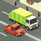 Blocky Traffic Racer — езда в трафике