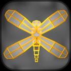 Voxel Fly — летающий раннер
