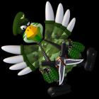 Chicken Invaders 5 HD — куриное нашествие