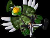 Chicken Invaders 5 HD - иконка