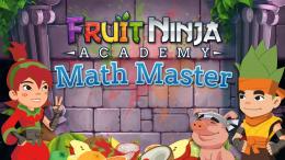 Fruit Ninja: Math Master - заставка