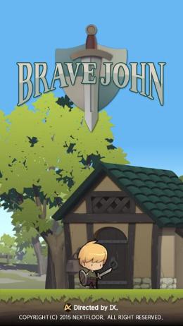 Brave John - заставка