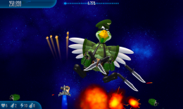Chicken Invaders 5 HD - игра