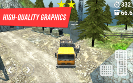 Trucker: Mountain Delivery - игра
