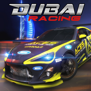 Dubai Racing - иконка