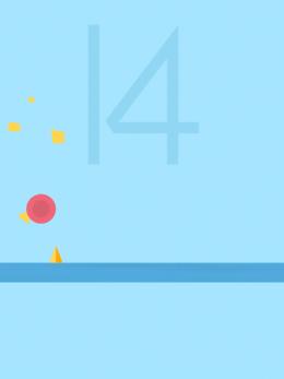 Bouncing Ball - игра