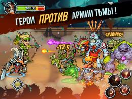 Mighty Crew - игра