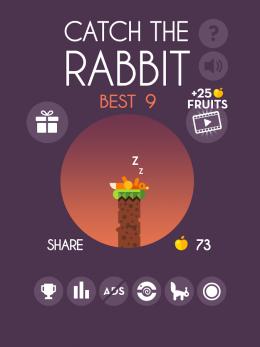 Catch The Rabbit - конец