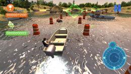 Speed Boat Parking - игра