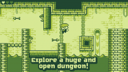 Tiny Dangerous Dungeons - игра