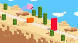 Bouncy Bits - игра