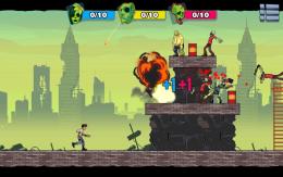 Stupid Zombies 3 - игра