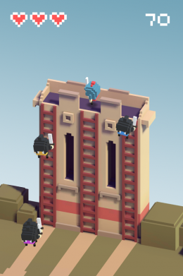Save the Tower - игра