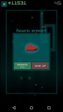Snake Rewind - игра