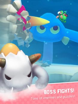 Starlit Adventures - игра
