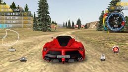 Adrenaline Racing: Hypercars - игра