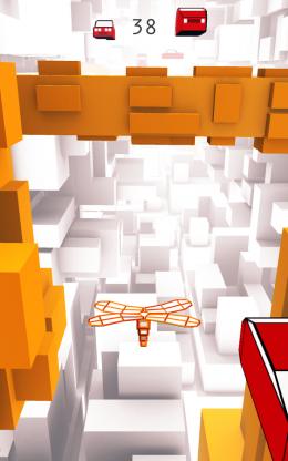 Voxel Fly - игра