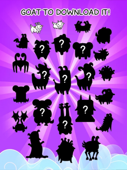 Goat Evolution - виды